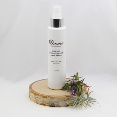 sensitive lavender infused toner